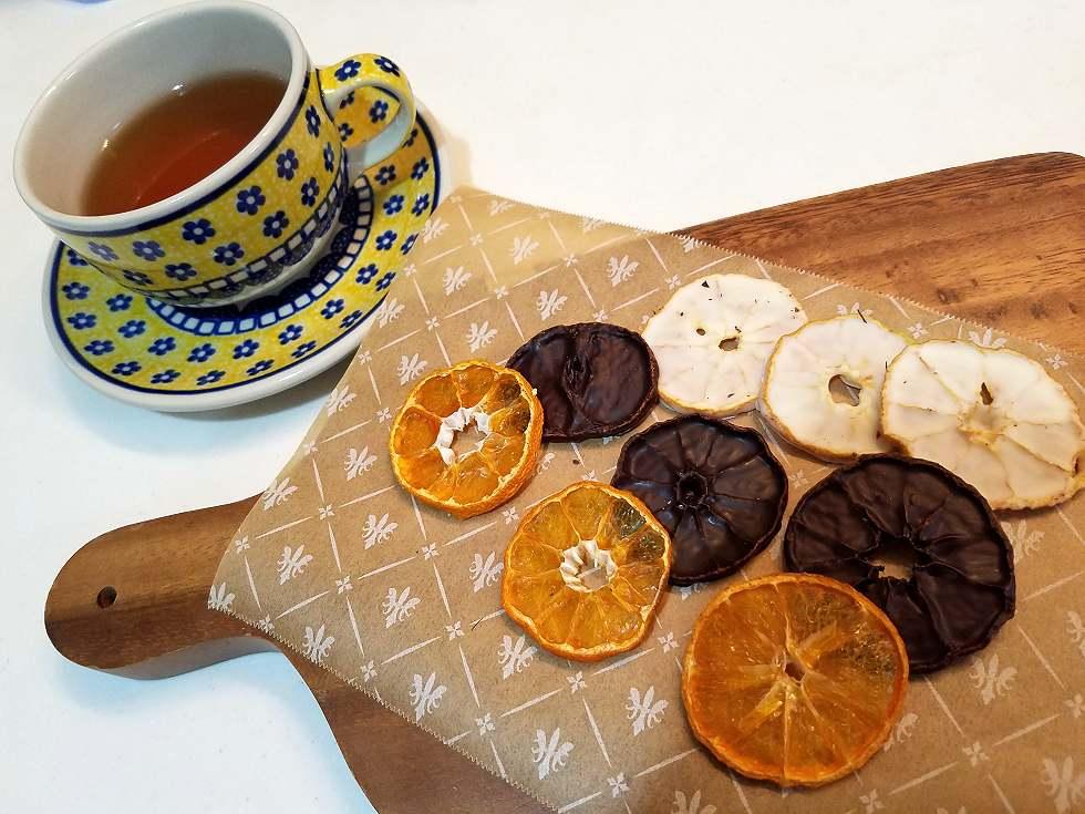 甘さと酸味が紅茶によく合う