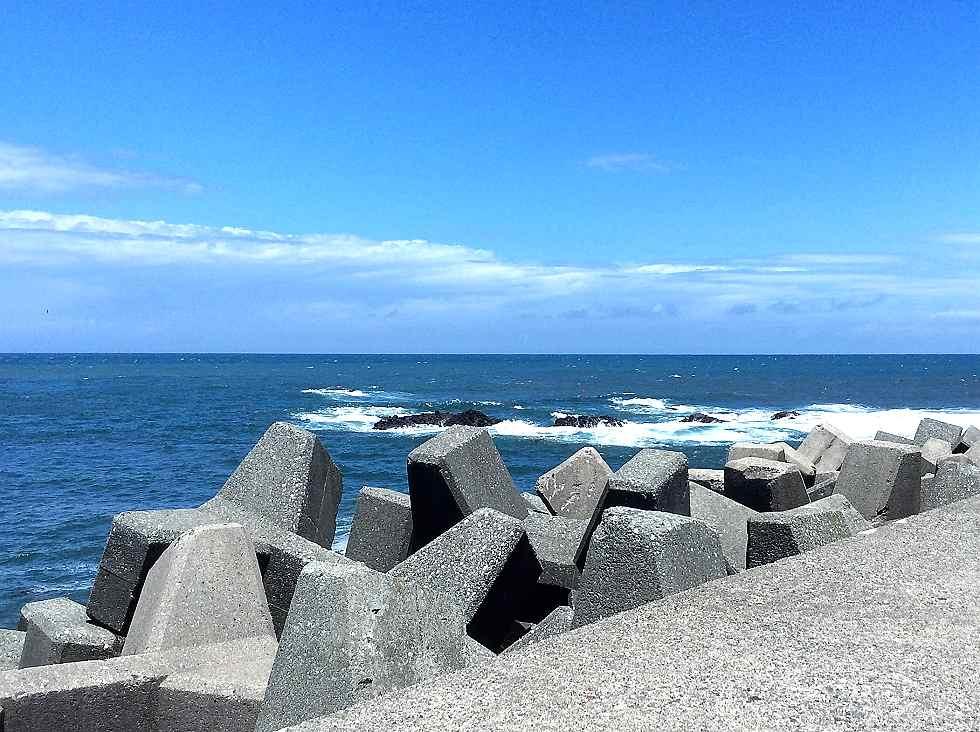 紅ズワイ蟹の漁場日本海