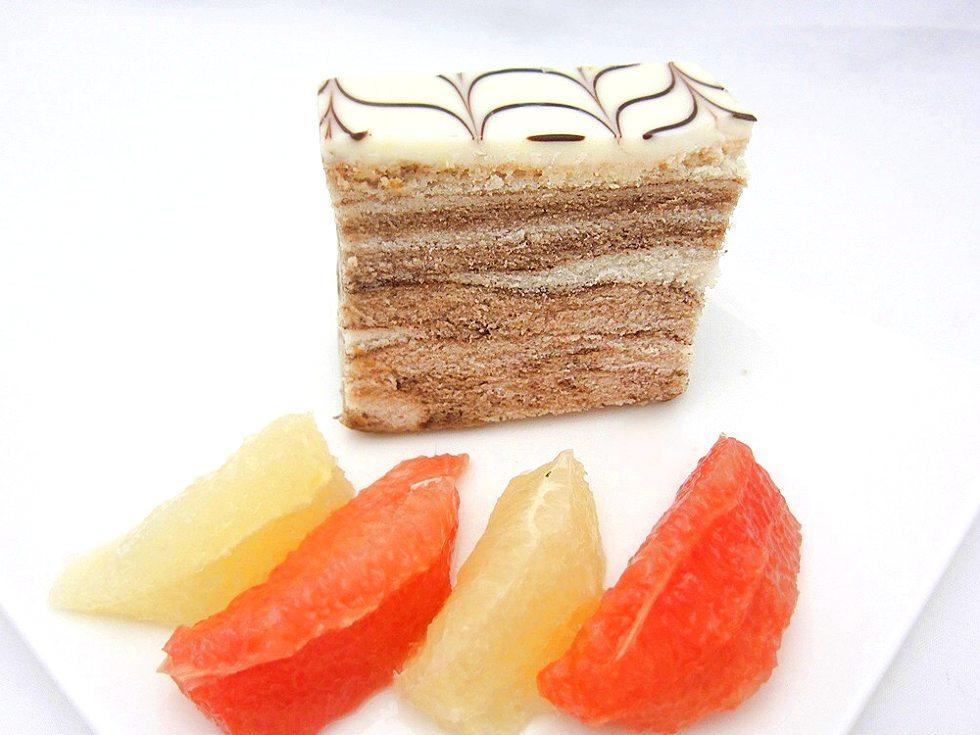 参彩堂のマーブルケーキ